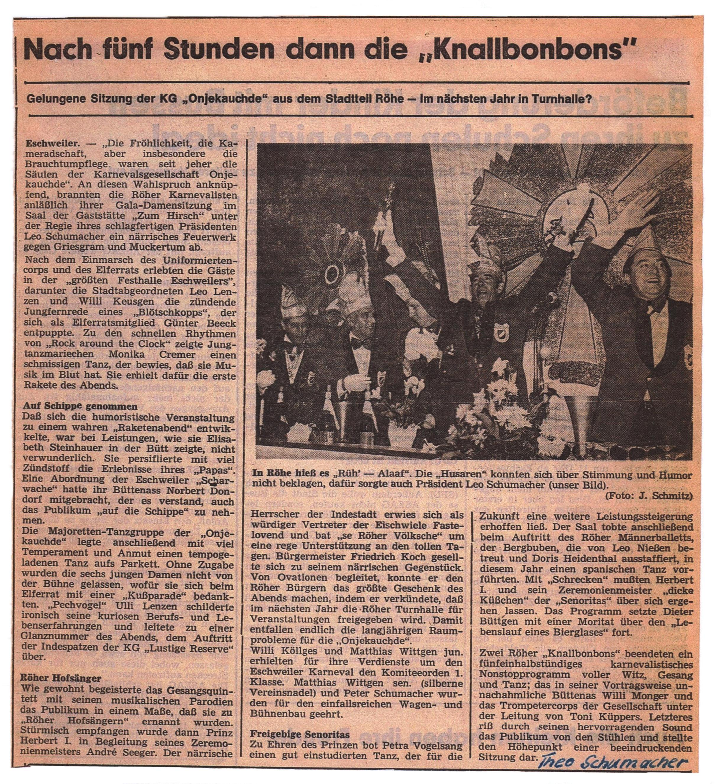 Artikel vom 28.01.1978